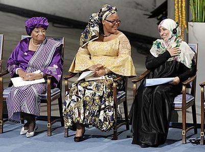 DECEMBER: Nobel Prize for Peace | Allicansee | Scoop.it
