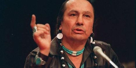 R.I.P. Russell Means, Native American activist and actor | Native Americans and Media | Scoop.it