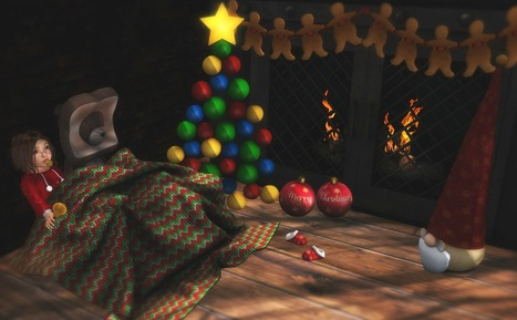 Keeping warm   亗 Second Life Kids Lookbook 亗   Scoop.it