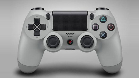 Sony gets nostalgic with 20th anniversary PS4 gamepad and wireless headphones | SEO and Social Media Marketing Gurus | Scoop.it