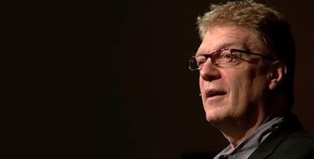 10 Frases que hacen de Ken Robinson el mejor docente del mundo | ETics | Scoop.it