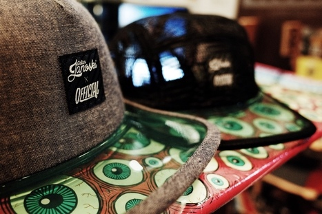 THING: Stefan Janoski x Official Caps | Streething | FASHION | Scoop.it