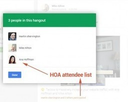 Google Plus Hovercard: the ultimate personal branding tool - WebSIGHT Hangouts | Social media culture | Scoop.it