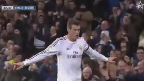 Pied droit, pied gauche, tête: le triplé parfait de Bale - Le Matin Online | DROIT ET INTERNET | Scoop.it