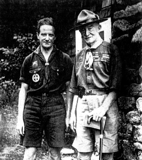 """Remembering William (Bill) Hillcourt – """"Scoutmaster to the World""""   Scouting around the world   Scoop.it"""