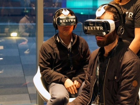 China's CITIC Guoan Invests in NextVR | TV, Cinema, Gaming, VR - AR | Scoop.it