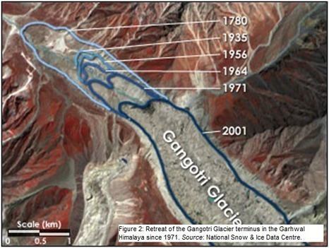 Climate Change in the Tibetan Plateau Region: Glacial Melt and Future Water Security | Life on the margins | Scoop.it