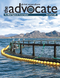 The March-April 2014 edition of the Global Aquaculture Advocate is now online | Aquaculture | Scoop.it