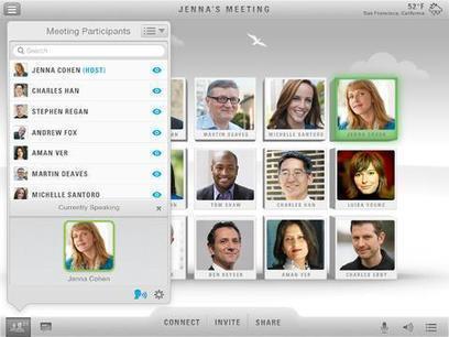 7 best tablet apps for video conferencing | Apps for the learning world. Des applis pour le monde de l'apprentissage | Scoop.it
