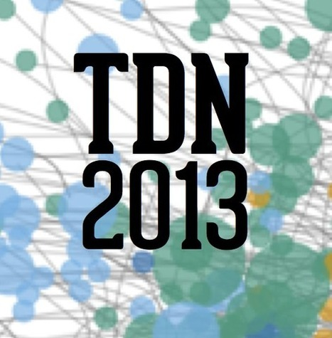 TDN13 Temporal and Dynamic Networks NETSCI13 Satellite | CxConferences | Scoop.it