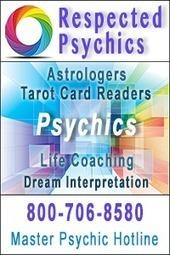 Psychics | Respected Psychics April | Scoop.it