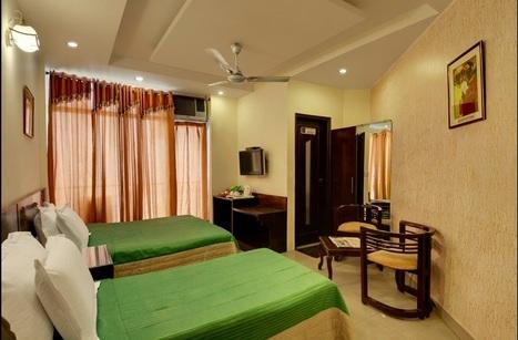 Enjoy Fantastic Accommodation Facilities at Budget Hotels in Paharganj | Hotels in Paharganj, New Delhi | Scoop.it