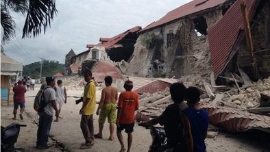Deadly quake strikes Philippines   Story Toys   Scoop.it