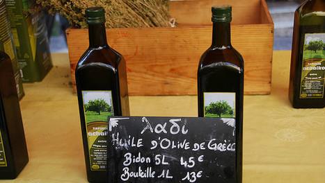 Un cocktail d'huile d'olive extra-vierge pour vaincre les cellules cancéreuses - Agro Media | Actualité de l'Industrie Agroalimentaire | agro-media.fr | Scoop.it
