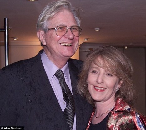 Patricia Hodge reveals her husband is in a home for his dementia | Alzheimers Information | Scoop.it