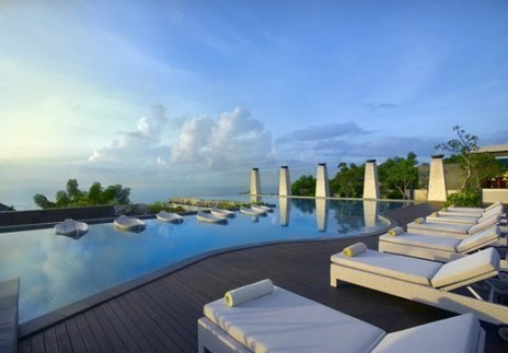 Bayan Tree Ungasan Resort in Bali, Modern Blend With Classic Architecture | yourhomyhome.com | Modern Home Design | Scoop.it