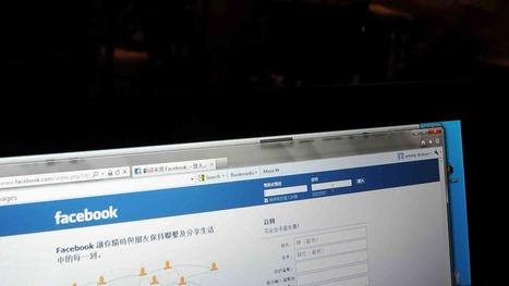 Users Log in With Facebook Instead of Creating New Accounts Online | General Stuff | Scoop.it