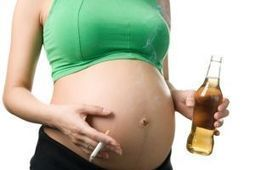 Is Drinking While Pregnant Child Abuse? | Alcohol Addiction | Scoop.it