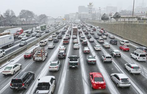 Atlanta companies embrace teleworking as storm approaches   AS Level ICT   Scoop.it