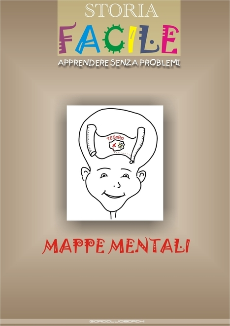 Storia Facile con le mappe mentali | Cartes mentales | Scoop.it