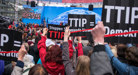 'Stop TTIP': Global Day of Action Draws Tens of Thousands | Firedoglake | Offene Gesellschaft - Open Society | Scoop.it