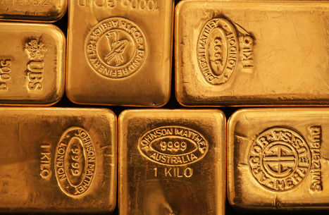 Gold Target Cut by Morgan Stanley Seeing 'More Pain to Come' | Fiscalidade & Banca | Scoop.it
