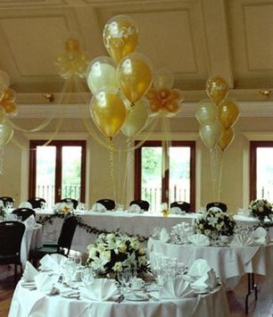 Balloon Decoration for Weddings, Parties & Corporate Events | Balloon Decoration Services | Scoop.it