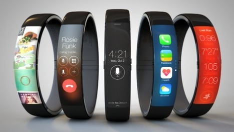 Apple TV, iBand, iWatch all coming soon, Apple boss does not say | Tracktec | Tracktec | Scoop.it
