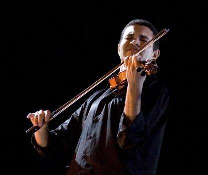 Jasser Haj Youssef Quartet   Violins   Scoop.it