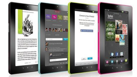 Kobo Vox Tablet, une concurrente de la Kindle Fire et Nook Tablet - Tablette-tactile.net | François MAGNAN  Formateur Consultant | Scoop.it