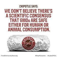Is fast food with integrity possible? Chipotle Thinks So -- GOES GMO FREE | YOUR FOOD, YOUR ENVIRONMENT, YOUR HEALTH: #Biotech #GMOs #Pesticides #Chemicals #FactoryFarms #CAFOs #BigFood | Scoop.it