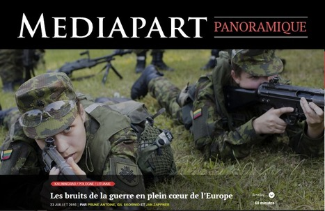 Du journalisme au long cours sur Mediapart | DocPresseESJ | Scoop.it