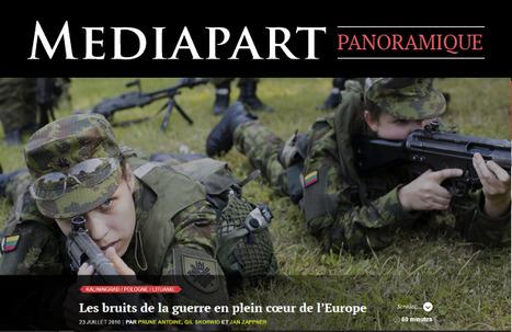 Du journalisme au long cours sur Mediapart | DocPresseESJ | Scoop.it