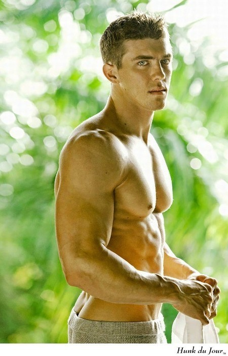Your Male Model Hunk of the Day: Chase Isaacs : Hunk du Jour | THEHUNKFORM.COM NEWS SCOOP.IT | Scoop.it