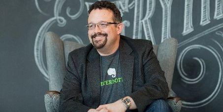 Comment Evernote veut décliner sa marque | Marques et stratégie digitale | Scoop.it