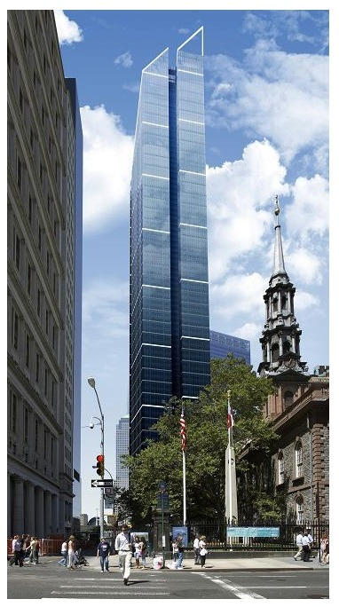 Tour 2 World Trade Center à New York par Norman Foster | The Architecture of the City | Scoop.it