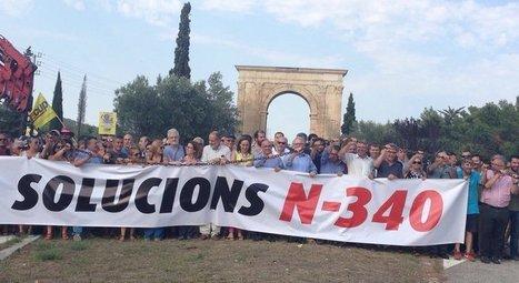 Reunió a tres bandes per l'N-340, el 7 de novembre | #territori | Scoop.it
