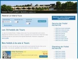 hotel Tours | Portail internet | Annuaire de référencement gratuit | Scoop.it