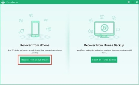 How to Retrieve Deleted Videos from iPhone - iMobie Guide | IOS Data Recovery & Cleaning | Scoop.it