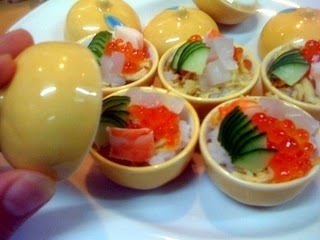 My Sushi World: Mini Chirashi Sushi | The Art of Sushi | Scoop.it