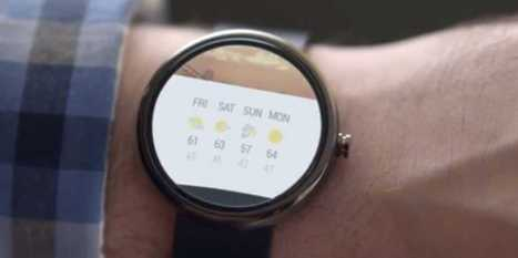 Google Just Unveiled Its Next Big Wearable Computing Platform | lifeviakeyboard | Scoop.it