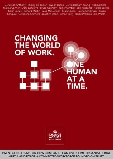 Changing the world of work | Harold Jarche | Aprendiendo a Distancia | Scoop.it