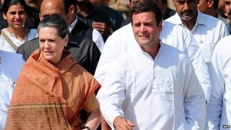 Congress' favourite son heading for defeat? | It Comes Undone-Think About It | Scoop.it