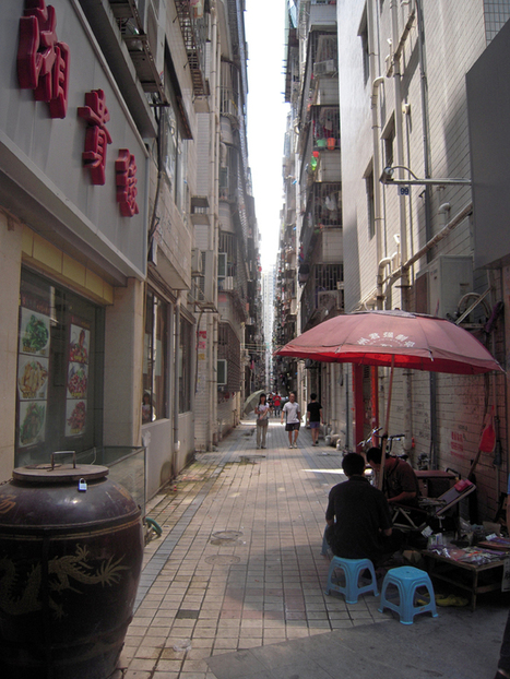 The Chengzhongcun  Urban TRACES of the Village | URBANmedias | Scoop.it