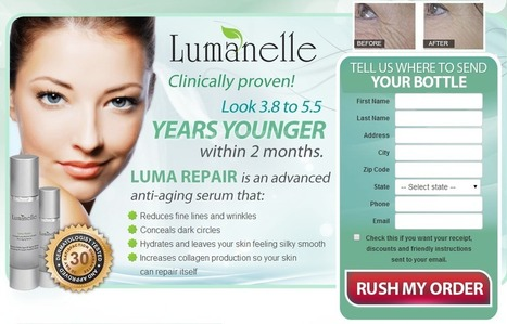 Luma repair Review - GET FREE TRIAL SUPPLIES LIMITED!!!   Reduce All Aging Signs   Scoop.it