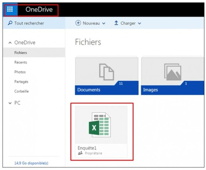 Tutoriel créer un formulaire en ligne avec OneDrive et Excel | TIC et TICE mais... en français | Scoop.it