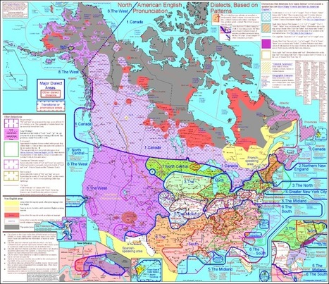 North American Dialects and Fonetik Speling | Eclectic Mix | Scoop.it