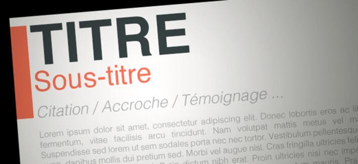 5 conseils de mise en page pour vos contenus pédagogiques | TIC et TICE mais... en français | Scoop.it