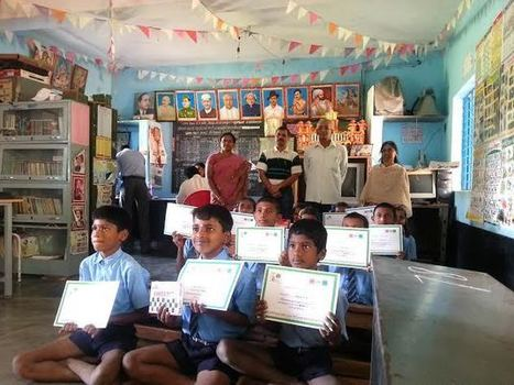 The Solar Powered Tablet That Is Changing The Education Scenario In Rural Karnataka - The Better India | solar-tablet-PC | Scoop.it