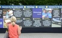 L'US Open et son mur social media | Marketing Sportif | Scoop.it